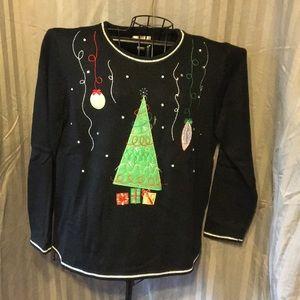 Christmas sweater woman's